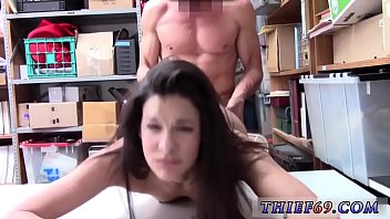 and kick group squeeze cbt Busty brunette milfs take turns slurping and sucking a black cock