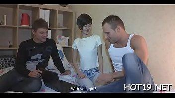 gangbang www558belladonna prison Cute russian teen gets fucking and moaning