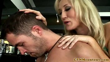 fuck suck cfnm bikini and sluts Chubby mature gets her loose pussy fisted