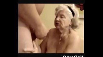 sex xnxx granny Panty man fucked