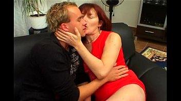 abused mature another men redhead Mistress electro slave