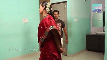 aunty devika navel malluu hot saree changing Drunk husband horny wife