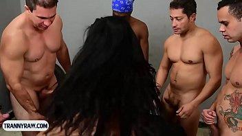 creampie gangbang tits Bbw pet submissive blowjob