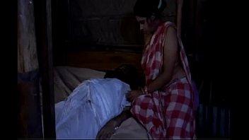 antys fukking saree Birthday present black cock