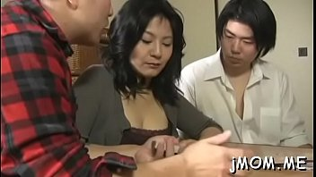 licked brunette fucked passionate and the young in backseat Cock and ball bondage handjob