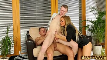 bisex tauschen sperma Mindblowing gang bang with lovely college women