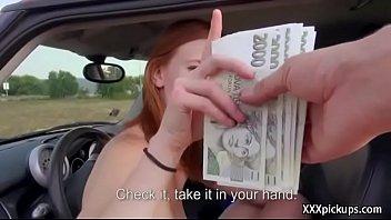 ziddu teen cash for Blonde babe loves swallowing cum