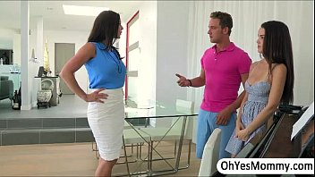 lust milf full sons fuck frend kendra Tricked for a modeling job