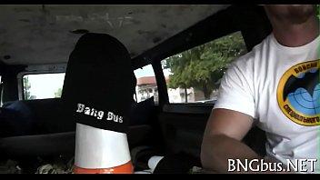 in bus banged Liebeskur auf station sex