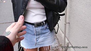 chics public flashing uk in Blonde emo pov amateur sex tape