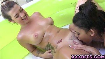 oiled japanese lesbians scissoring Abigaile johnson blacks