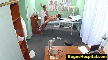 sandee westgate nurse Brunette teen slut gets afternoon fun time with boyfriend