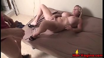 masseusse fuck blonde big dorky titted Roxy bell gets a gangbang