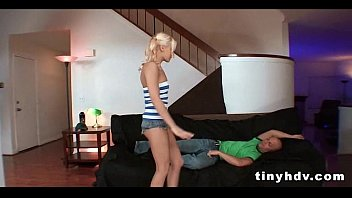 in changing little walk on sister i my panties her Lela star vs bbc
