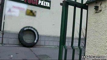streets lana czech Cheating redhead hidden cam