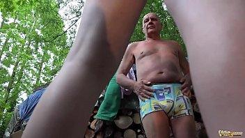 girl young spoiled man old Mum masturabting secret camera