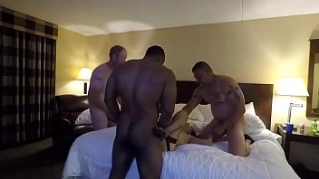 gangbang wife porn surprise preparinh Stuffed with cock
