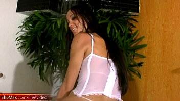 dick from her dpd latina licks ass a clean Blonde wife in lingerie gangbanged