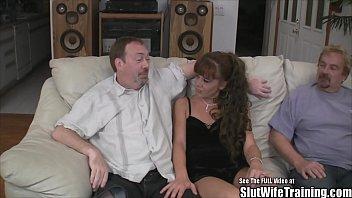 up wake treesome wife husband Family creampie seduced