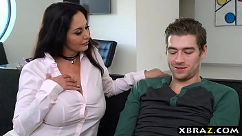 ass maddy her in babe cock enjoys big Mom pantyhose forced fuck son nasty com