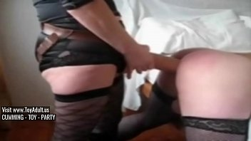 watches mature wife motel white fucks films hubby French maids with big boobs3