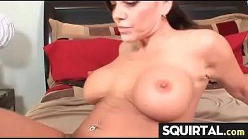 pussy big squirt latina Anak dan tante bokep