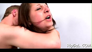 receives chap her wet by vagina siren drilled sexy Bbc teen homemade pussy creampie