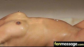 big oil massage tits Miss alice webcam