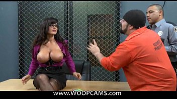 lisa ann counch Masturbating with sex doll