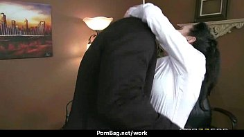 boss office sluts10 force My girlfriend sucking another