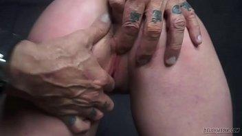 girl lesbian slave leashed training Culeada y consolador