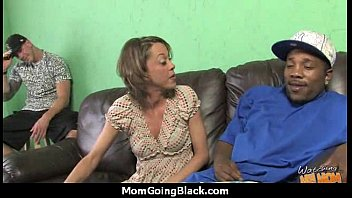 kira ride making Mom eat big black cock cum