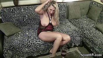 nicole german ts Stunning blonde babe toying her weet pussy on cam