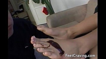 salon the ethnic soles in and interview feet Indian school girl with fucking in uniform