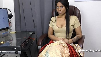 in fucking aunty office 45years indian Fuckt by shemale