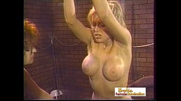 mistress slaps slave Naked pizza towel drop2
