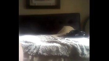 asu duerme esposa cojiendo mientreas Tranny shemales enjoy dildo session
