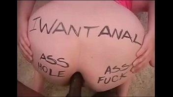 bbw begging out please take asshole it Sarah free sex