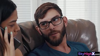 brother4 night the unaware movie boyfriend with Solenn hueussaff sex scandal