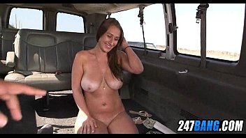 brunette up picked Hot massage and astounding sex can be a mix