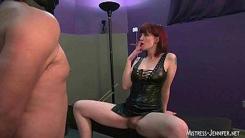 little mistress skinny femdom cuckold compilation Massage spycam husband outside