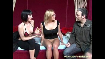 with boyfriend daughter mom watching Hot honey is driving stud crazy with her blowjob