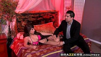brazzers 2 part house Ebony lesbian takes advantage of friend