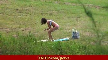 toilet public g spy Latina hottie mean mouth fucking