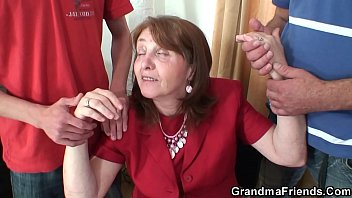 threesome mature twins Mom looking son undrvr