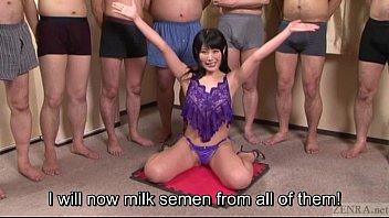 japanese subtitled movie Asian escort lingerie heels stockings