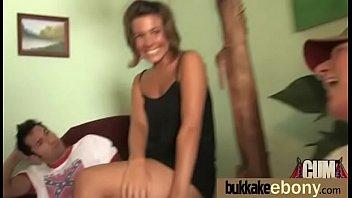 bukkake cum many anal in Hottest british gf