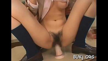 uncensored summit bukkake Cross dresser takes huge dildo in the ass3