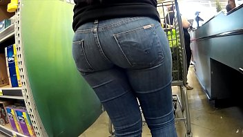in belt tight asian jeans Linda friday anal monster cock