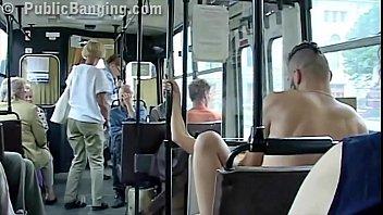 public penis touching bus Xxx man vs horses z